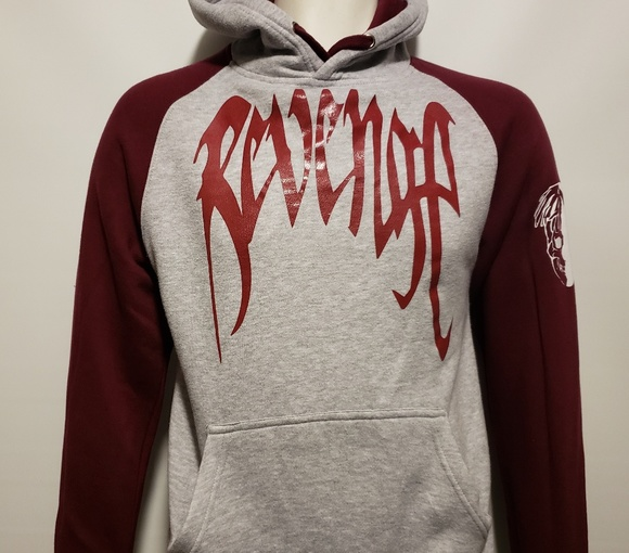 Xxxtentacion Two Color Revenge Hoodie - New - 2018